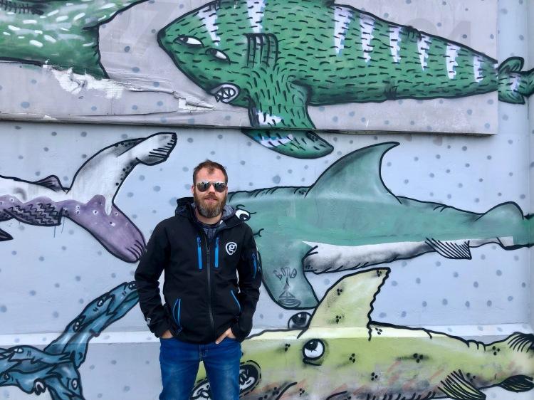 GP exploring Wellington in New Zealand